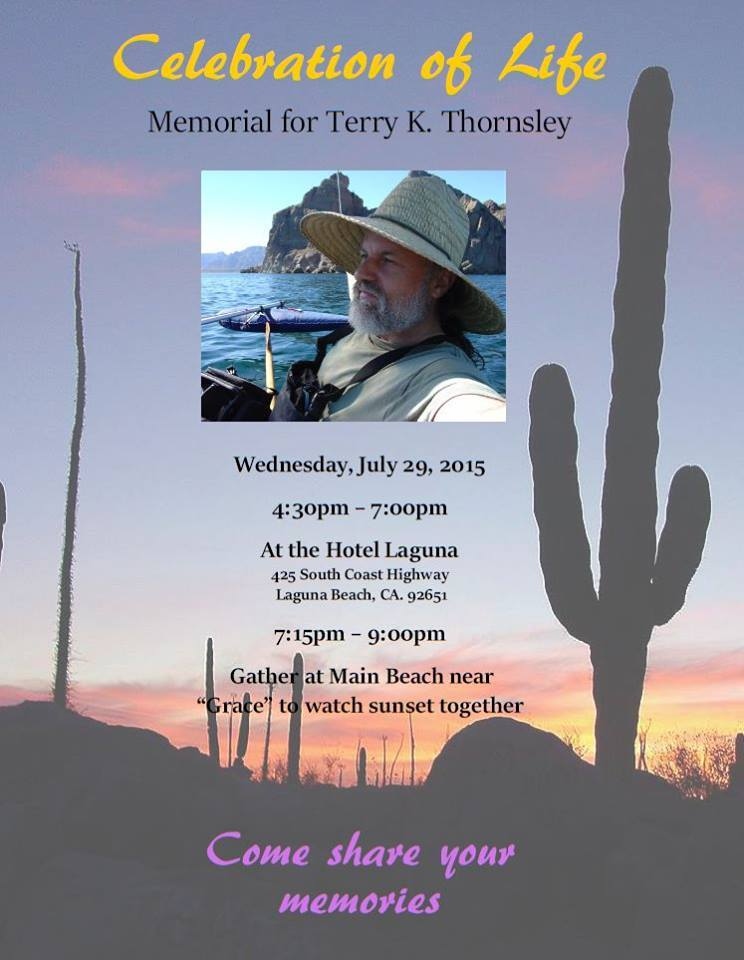 Terry Thorsnely Memorial